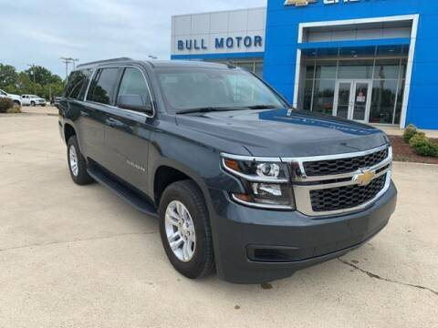 2020 Chevrolet Suburban for sale at BULL MOTOR COMPANY in Wynne AR