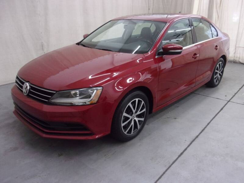 2017 Volkswagen Jetta for sale at Paquet Auto Sales in Madison OH