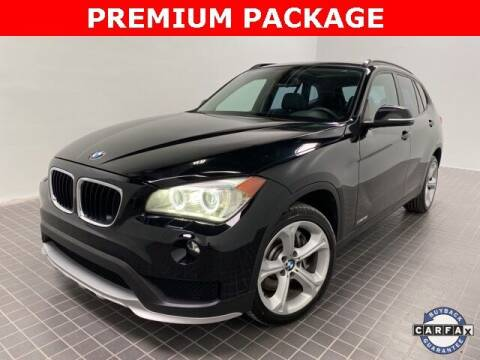 2015 BMW X1 for sale at CERTIFIED AUTOPLEX INC in Dallas TX