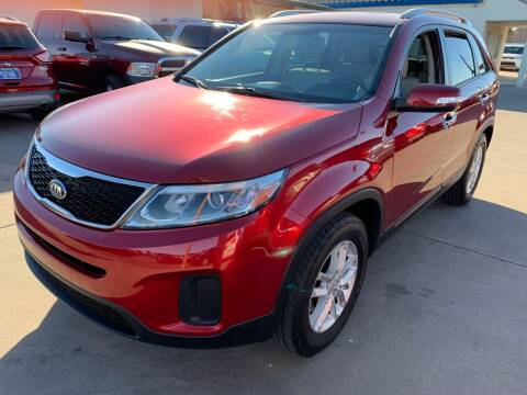 2015 Kia Sorento for sale at Town and Country Motors in Mesa AZ