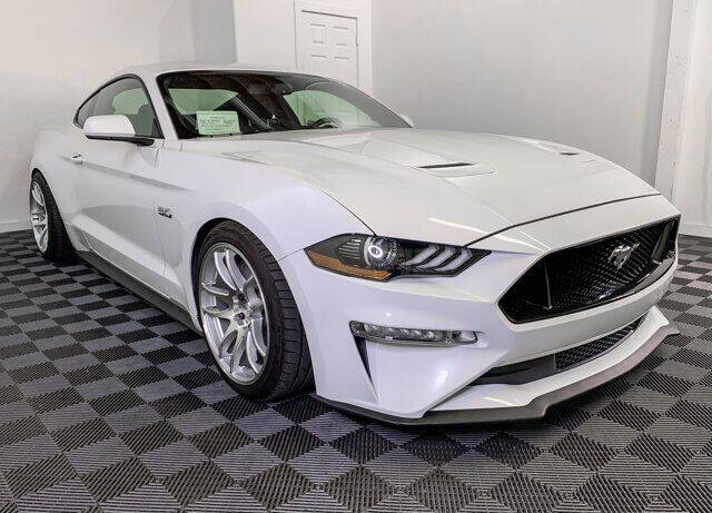 2019 Ford Mustang for sale at Sunset Auto Wholesale in Tacoma WA