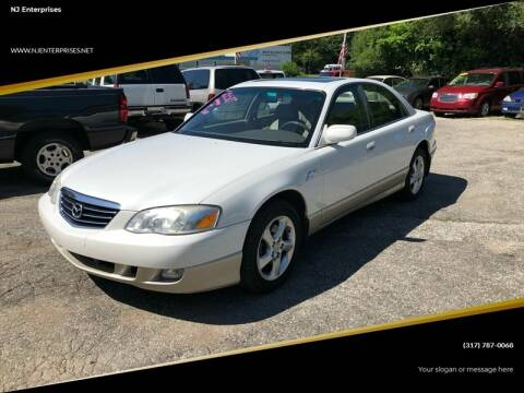 2002 Mazda Millenia for sale at NJ Enterprises in Indianapolis IN