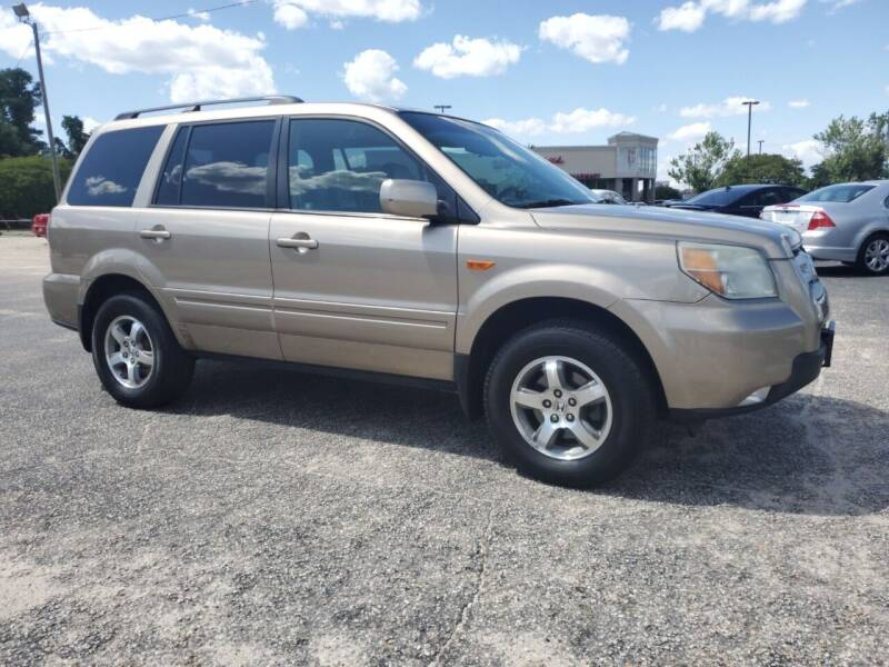2006 Honda Pilot for sale at Ron's Used Cars in Sumter SC