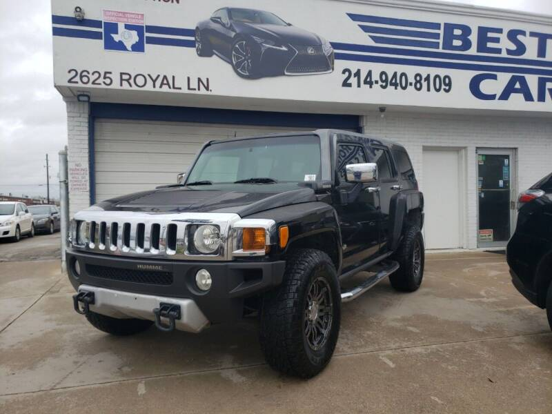 2009 HUMMER H3 for sale at Best Royal Car Sales in Dallas TX