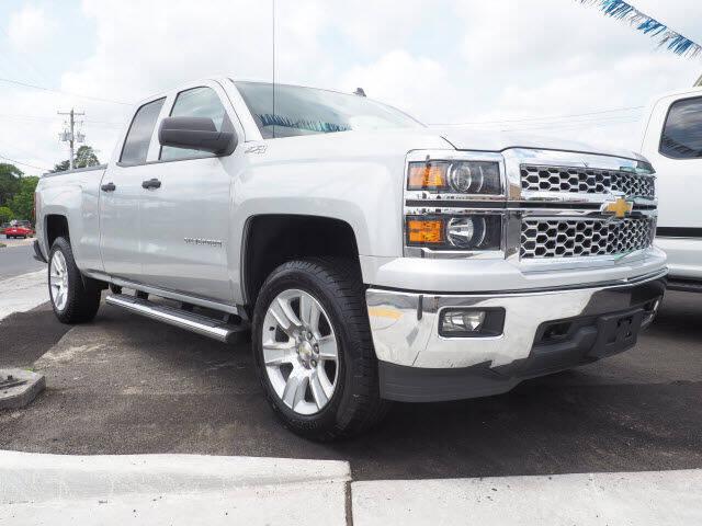 2014 Chevrolet Silverado 1500 for sale at Messick's Auto Sales in Salisbury MD