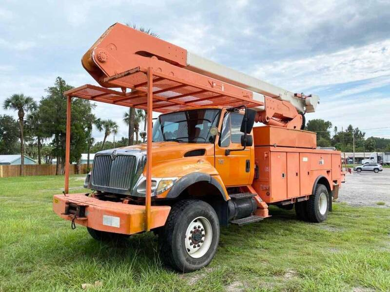 2004 International WorkStar 7400 for sale at Scruggs Motor Company LLC in Palatka FL