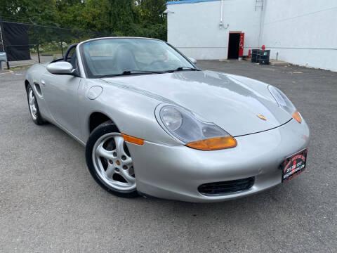 1999 Porsche Boxster for sale at JerseyMotorsInc.com in Teterboro NJ