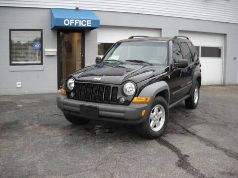 2006 Jeep Liberty for sale at Best Wheels Imports in Johnston RI