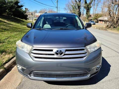 2013 Toyota Highlander for sale at IMPORT AUTO SOLUTIONS, INC. in Greensboro NC