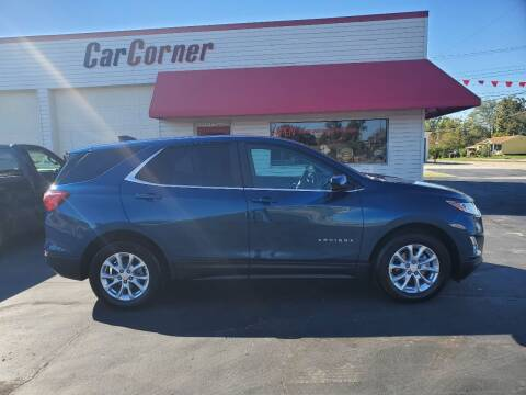 2021 Chevrolet Equinox for sale at Car Corner in Mexico MO