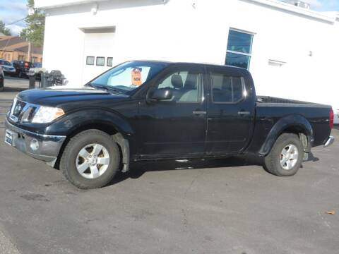 2010 Nissan Frontier for sale at Price Auto Sales 2 in Concord NH