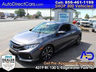 2017 Honda Civic for sale at Auto Direct Trucks.com in Edgewater Park NJ