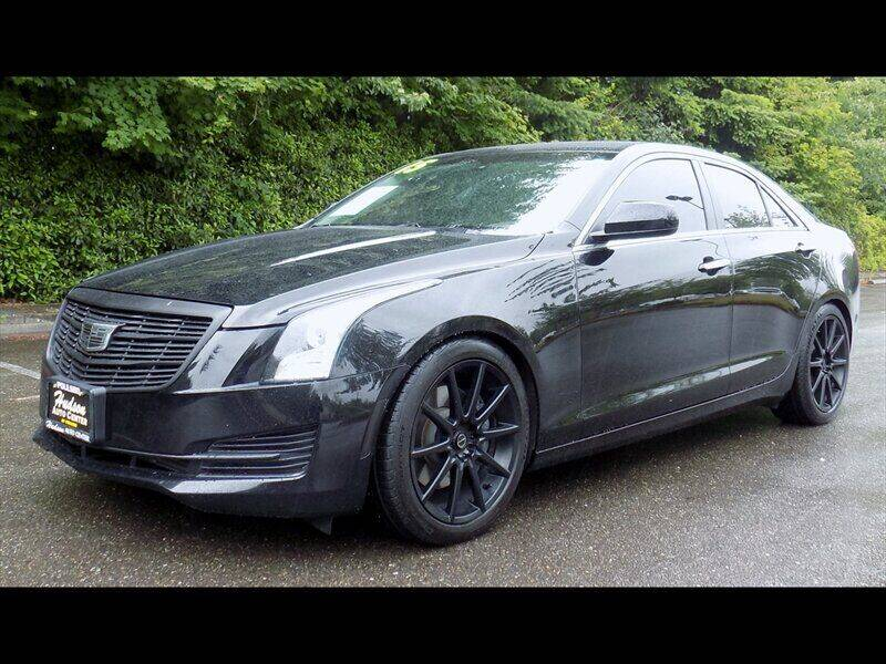 2015 Cadillac ATS for sale in Poulsbo, WA