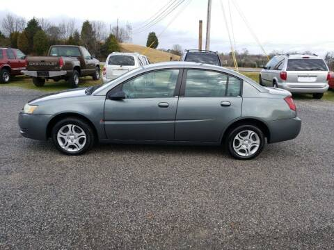 2005 Saturn Ion for sale at CAR-MART AUTO SALES in Maryville TN