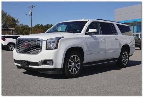 2019 GMC Yukon XL for sale at WHITE MOTORS INC in Roanoke Rapids NC