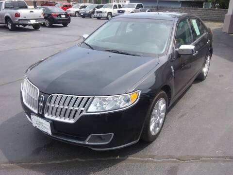 2010 Lincoln MKZ for sale at Village Auto Outlet in Milan IL