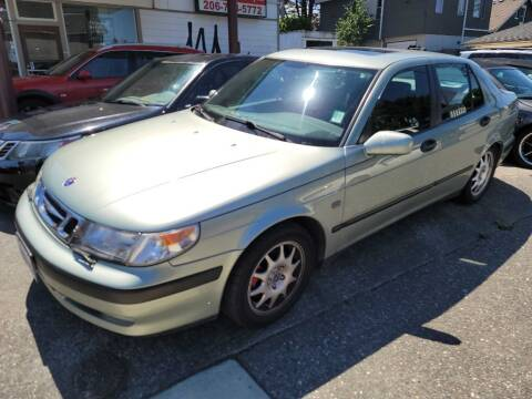 2001 Saab 9-5 for sale at INTEGRITY AUTO SALES LLC in Seattle WA