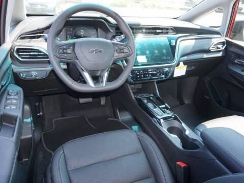 2022 Chevrolet Bolt EV for sale at Mirak Hyundai in Arlington MA