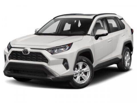 2020 Toyota RAV4 for sale at DAVID McDAVID HONDA OF IRVING in Irving TX