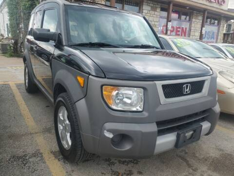 2003 Honda Element for sale at USA Auto Brokers in Houston TX