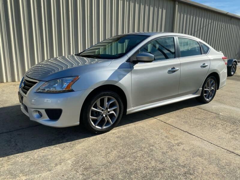 2014 Nissan Sentra for sale at Freeman Motor Company in Lawrenceville VA