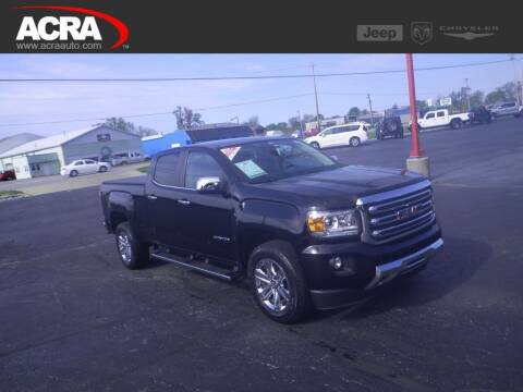 2017 GMC Canyon for sale at BuyRight Auto in Greensburg IN