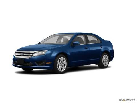 2010 Ford Fusion for sale at Meyer Motors in Plymouth WI