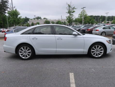 2014 Audi A6 for sale at Southern Auto Solutions - BMW of South Atlanta in Marietta GA