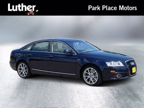 2011 Audi A6 for sale at Park Place Motor Cars in Rochester MN