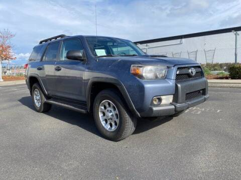 2010 Toyota 4Runner for sale at Sunset Auto Wholesale in Tacoma WA