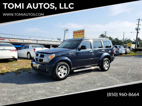 2008 Dodge Nitro for sale at TOMI AUTOS, LLC in Panama City FL