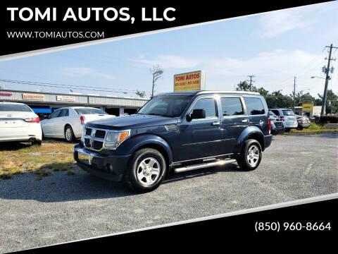 2008 Dodge Nitro for sale at TOMI AUTOS, LLC in Panama City FL