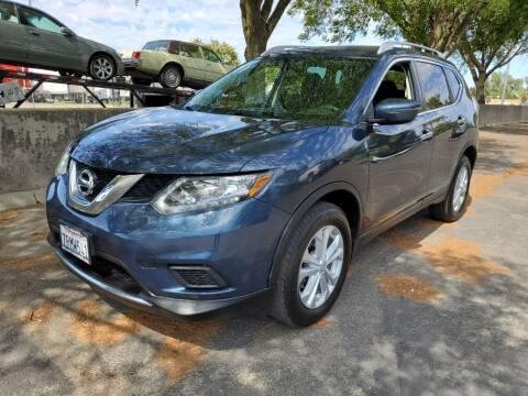 2016 Nissan Rogue for sale at Matador Motors in Sacramento CA