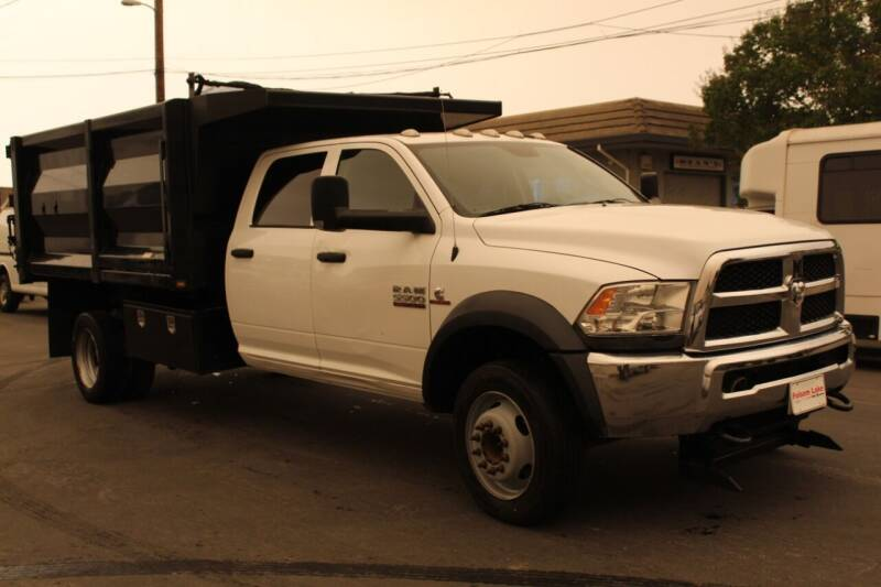 2014 RAM Ram Chassis 5500 for sale at CA Lease Returns in Livermore CA