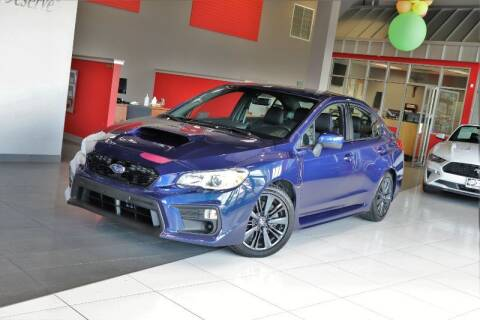 2018 Subaru WRX for sale at Quality Auto Center of Springfield in Springfield NJ