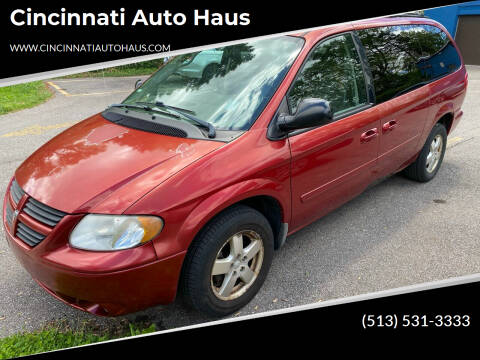 2007 Dodge Grand Caravan for sale at Cincinnati Auto Haus in Cincinnati OH