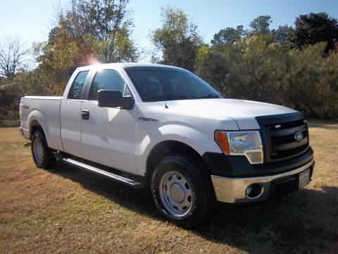 2014 Ford F150 XL 4x4 Extended Cab for sale at Venture Auto Sales Inc in Augusta GA