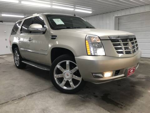 2013 Cadillac Escalade for sale at Hi-Way Auto Sales in Pease MN