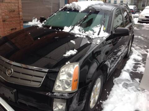 2005 Cadillac SRX for sale at Perez Auto Group LLC -Little Motors in Albany NY
