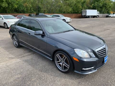 2013 Mercedes-Benz E-Class for sale at Ol Mac Motors in Topeka KS