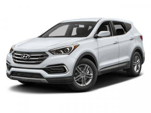 2017 Hyundai Santa Fe Sport for sale at DAVID McDAVID HONDA OF IRVING in Irving TX