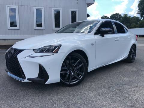 2019 Lexus IS 300 for sale at Beckham's Used Cars in Milledgeville GA