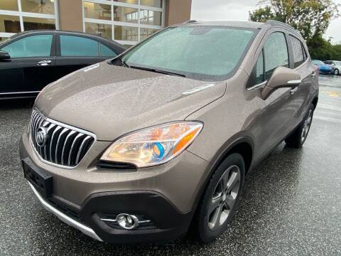 2014 Buick Encore for sale at MAGIC AUTO SALES - Magic Auto Prestige in South Hackensack NJ
