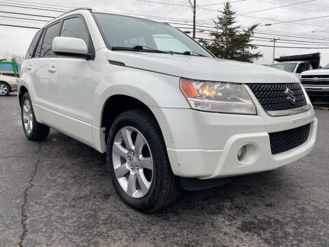 2012 Suzuki Grand Vitara for sale at Action Automotive Service LLC in Hudson NY