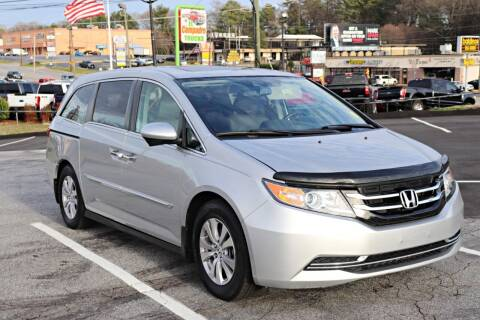 2015 Honda Odyssey for sale at Auto Guia in Chamblee GA