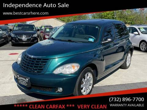 2009 Chrysler PT Cruiser for sale at Independence Auto Sale in Bordentown NJ