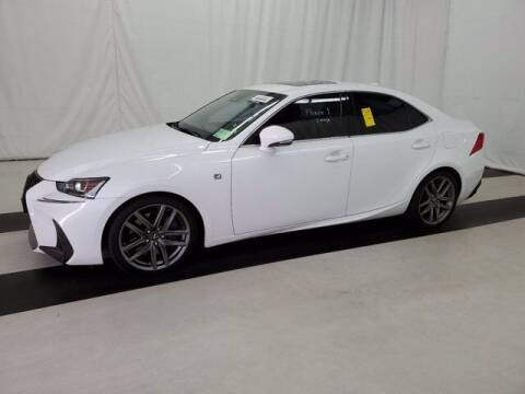 2017 Lexus IS 300 for sale at NYC Motorcars in Freeport NY
