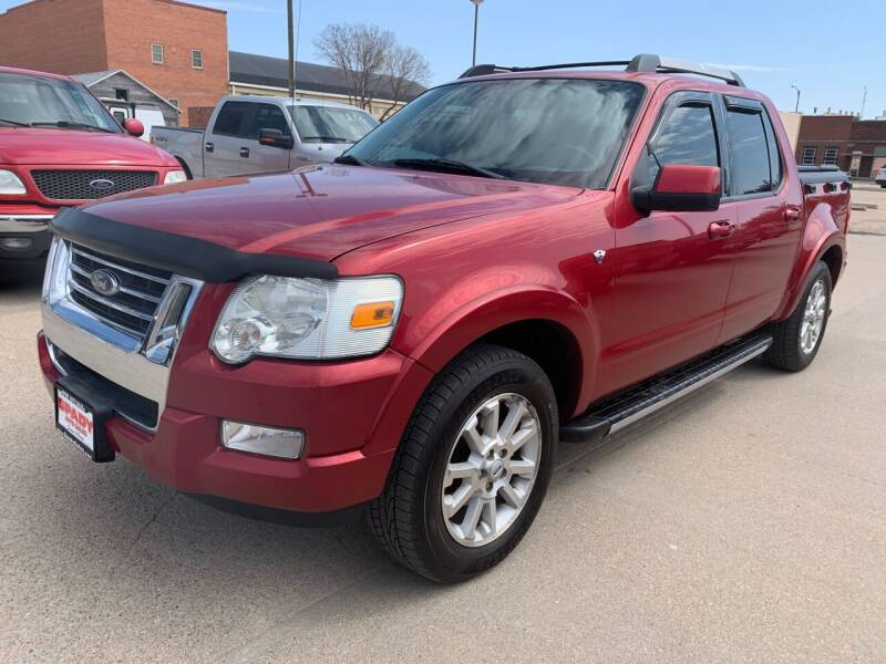 2007 Ford Explorer Sport Trac for sale at Spady Used Cars in Holdrege NE