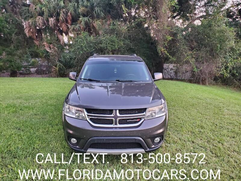 2015 Dodge Journey for sale at Florida Motocars in Tampa FL