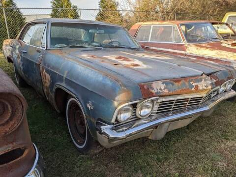 1965 Chevrolet Impala for sale at Classic Cars of South Carolina in Gray Court SC
